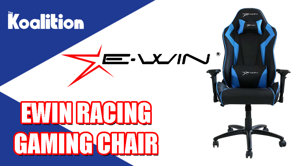 426f23b225a E-Win Racing Champion Gaming Chair Unboxing and Impressions - The Koalition