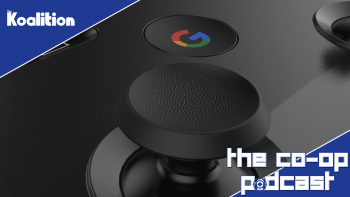 The Co-op Podcast 288: Is Google About to Take Over Gaming?