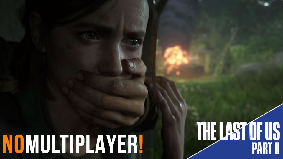 The Last of Us 2 has no multiplayer