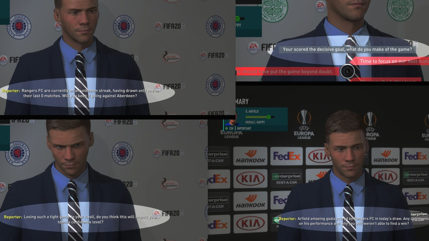 FIFA Questions