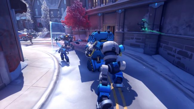 Push is the new Overwatch game mode