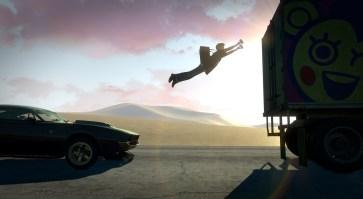 Tony jump