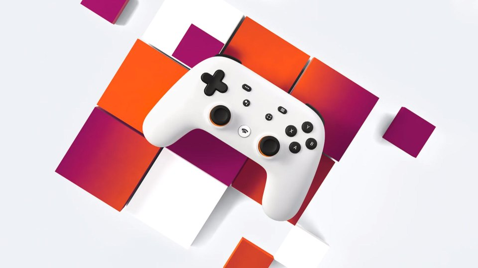 The Google Stadia Streaming service