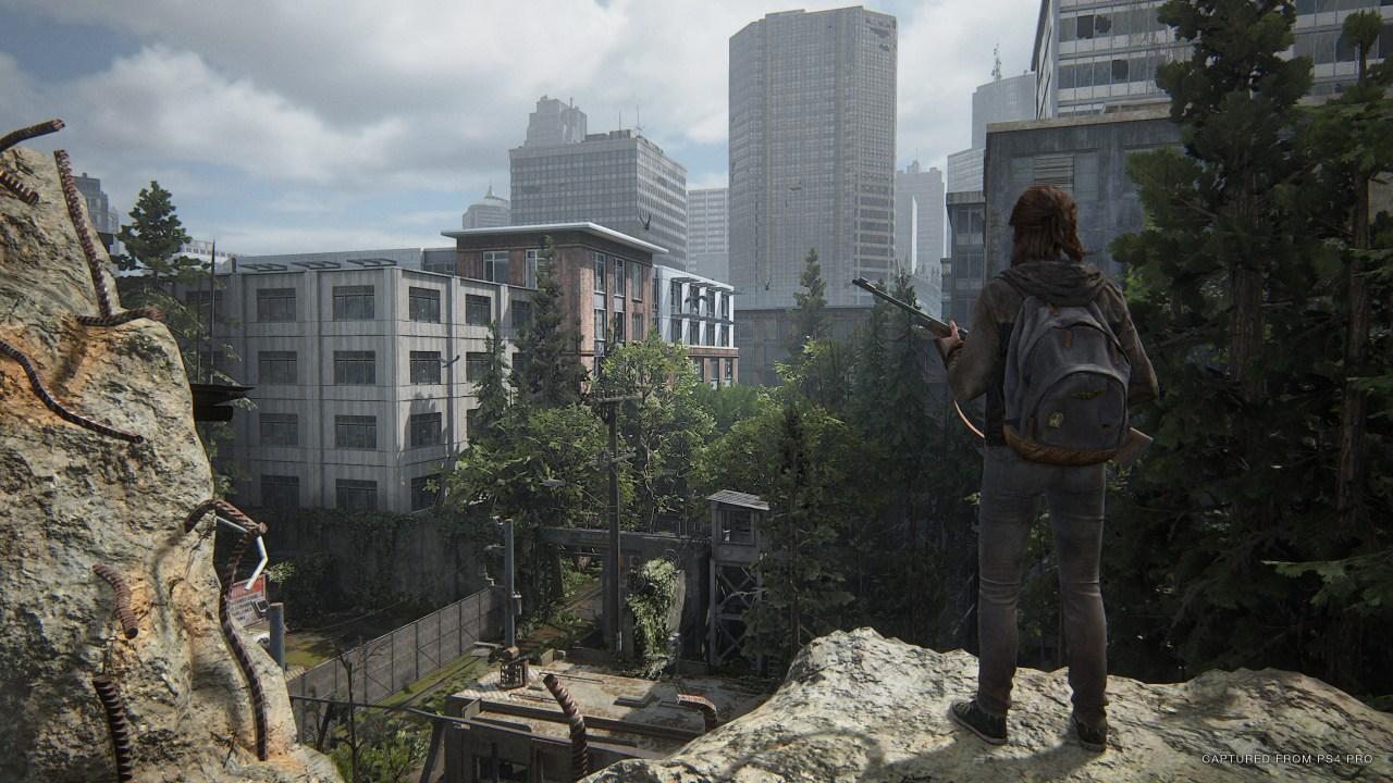 The Last of Us 2 Ellie Seattle