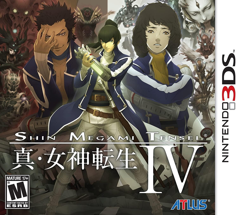 Shin Megami Tensei III: Nocturne HD Remaster announced for PS4, Switch