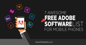 Read more about the article 7 Completely Free Adobe Software & Apps