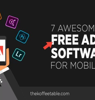 7 Awesome Free Adobe Software List for Mobile Phones