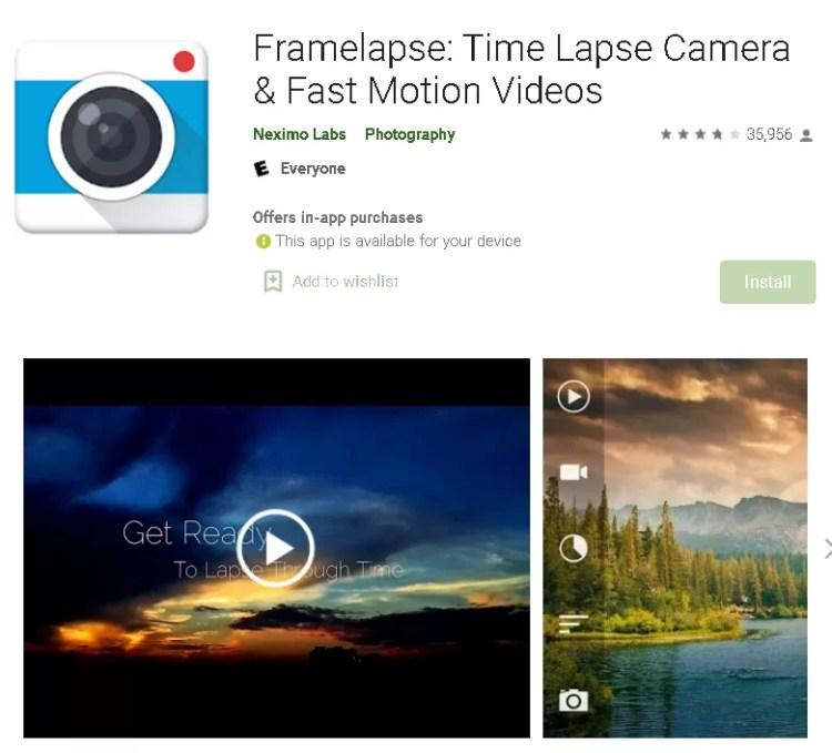 Best_5_slow_motion_video_app_Framelapse
