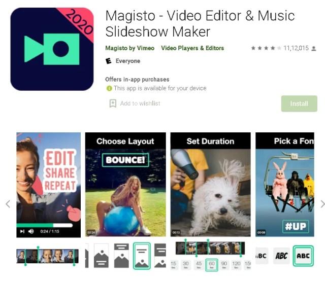 Best_Video_Editor_for_Instagram_Stories_Magisto