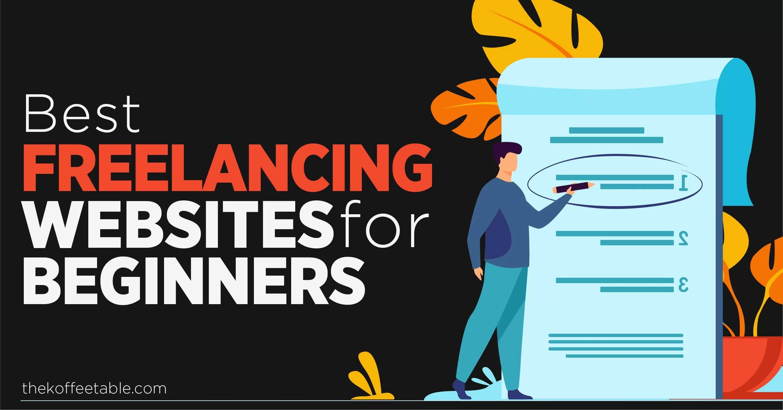 You are currently viewing Best Freelancing Websites for Beginners