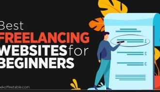 best freelancing websites for beginners