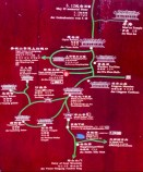 IChing mountain map