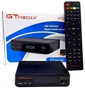 GT MEDIA V7S FTA Satellite Receiver