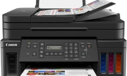 Canon G7020 All-In-One Printer For Home Office