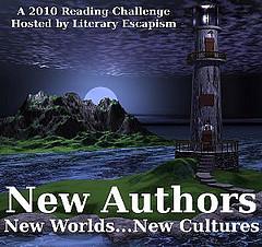 Literary Escapism New Author Challenge 2010