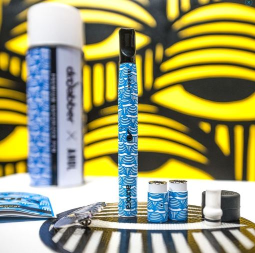 Dr Dabber Aurora Limited Blue
