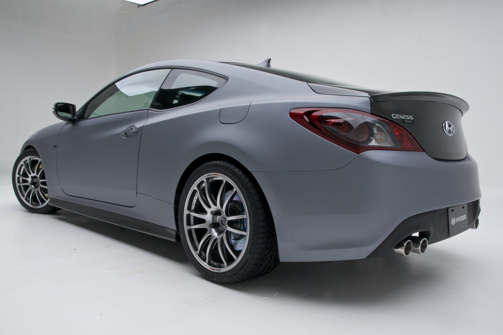 sema 2011 supercharged hyundai genesis coupe hurricane update korean car blog. Black Bedroom Furniture Sets. Home Design Ideas