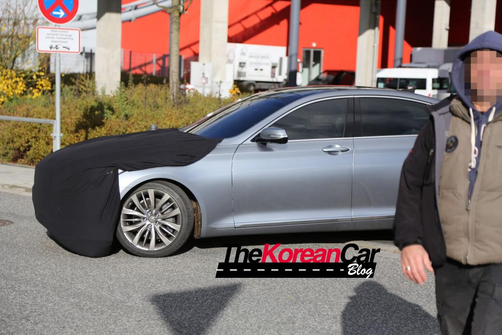 Genesis Car Sales Uk