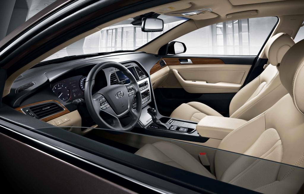 Sonata beige interior