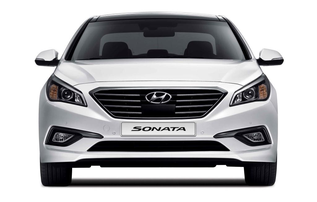 Sonata front view