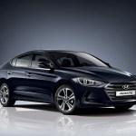 all new Hyundai Elantra revealed ahead Frankfurt