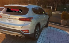 Hyundai Santa Fe spied new angles (5)