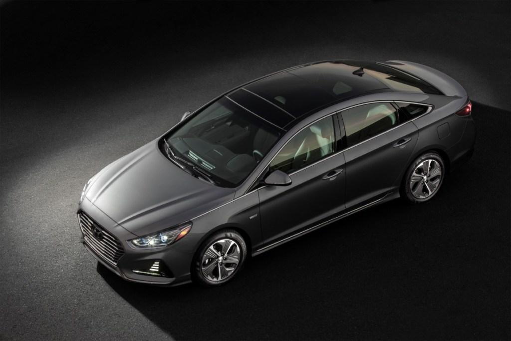 Hyundai Sonata Hybrid Facelift (19)