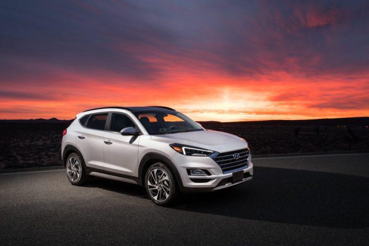 Hyundai 2019 Tucson