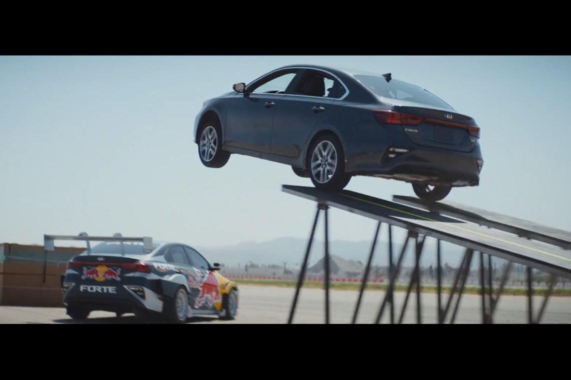 Kia Forte Stars In A High Flying Marketing Campaign Korean Car Blog