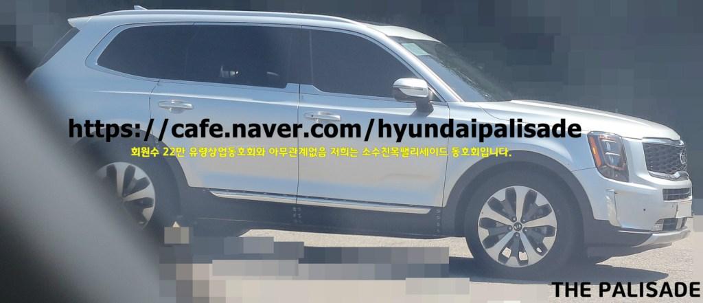 2019 - [Kia] Telluride Kia-telluride-spied-undisguised-2