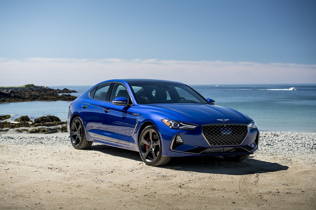Genesis G70Photo: James Lipman / jameslipman.com
