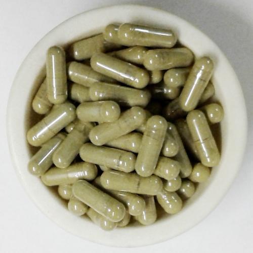 yellow maeng da kratom capsules