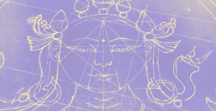 The Hindu goddess Tara, a powerful spirit guide for a soul journey.