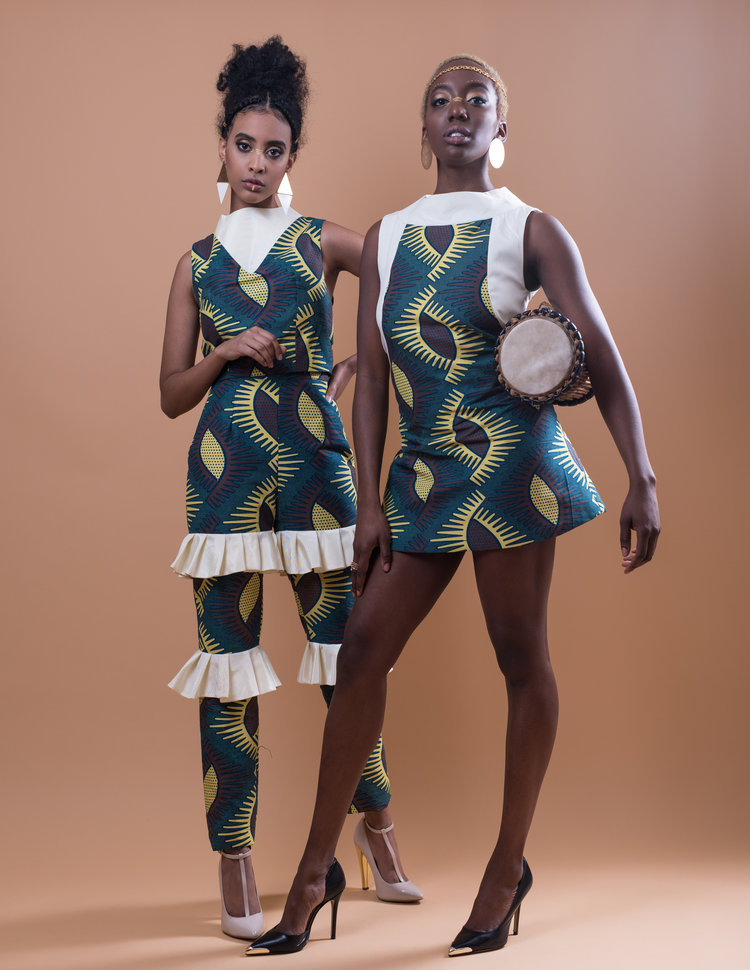 Zoba Martin Brings a Black History Month 2018 Collection
