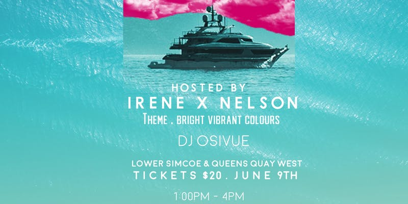 The Biggest Day Time Boat Party