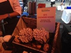 taste of upper west side chowder