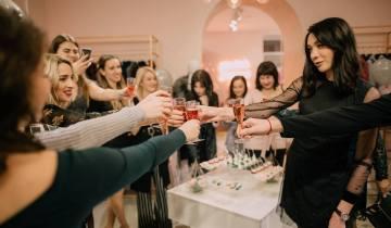Открытие THE LACE Lviv: как это было