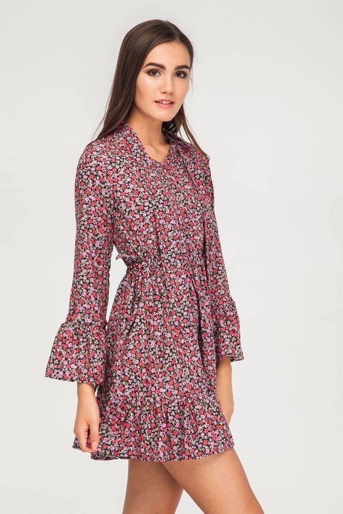 Платье с воланами So rosie - THE LACE