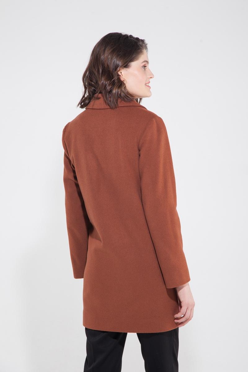 Пальто укороченное медное - THE LACE