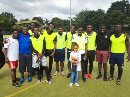 LA Football Academy @ Chester Charity Tournament