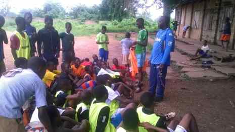 Global Affiliates Program GCI-LADC Football Academy