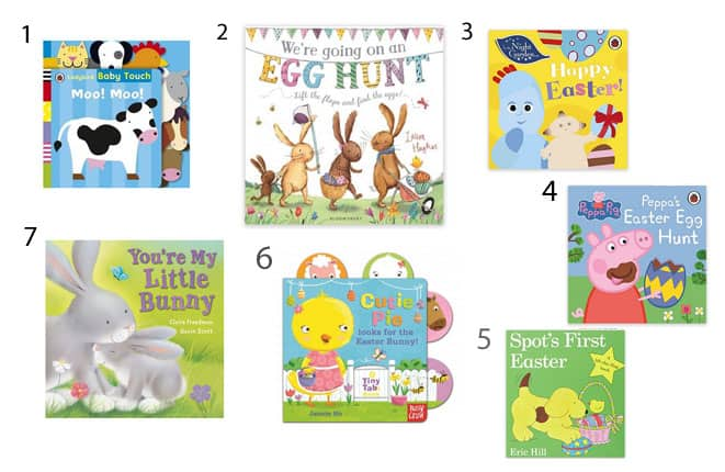 Easter gifts for babies and toddlers
