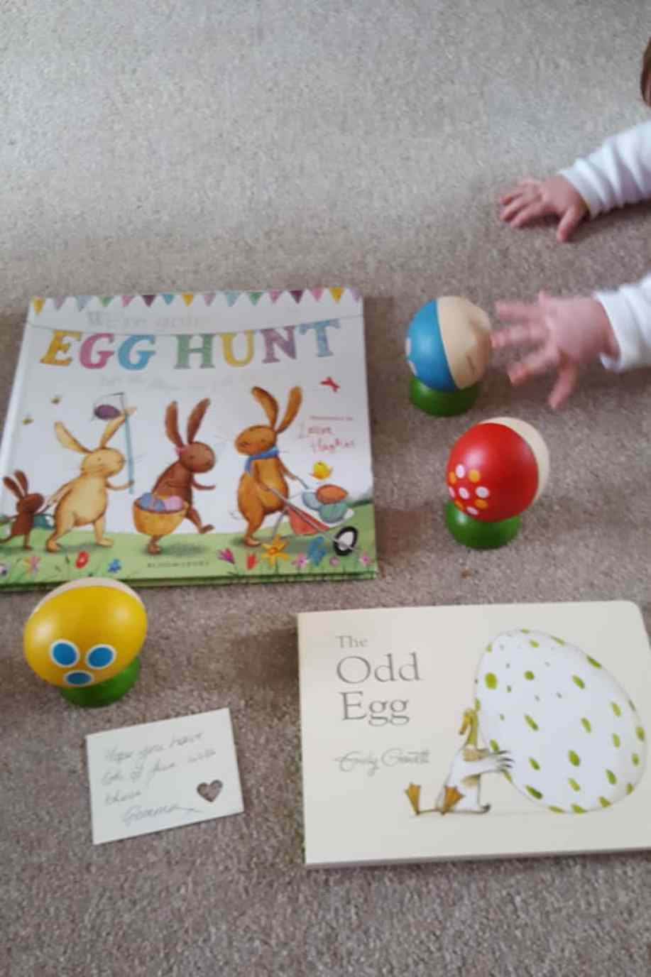 Easter children's books