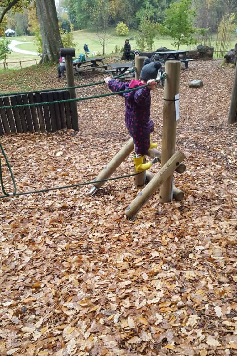 Brockhole playground