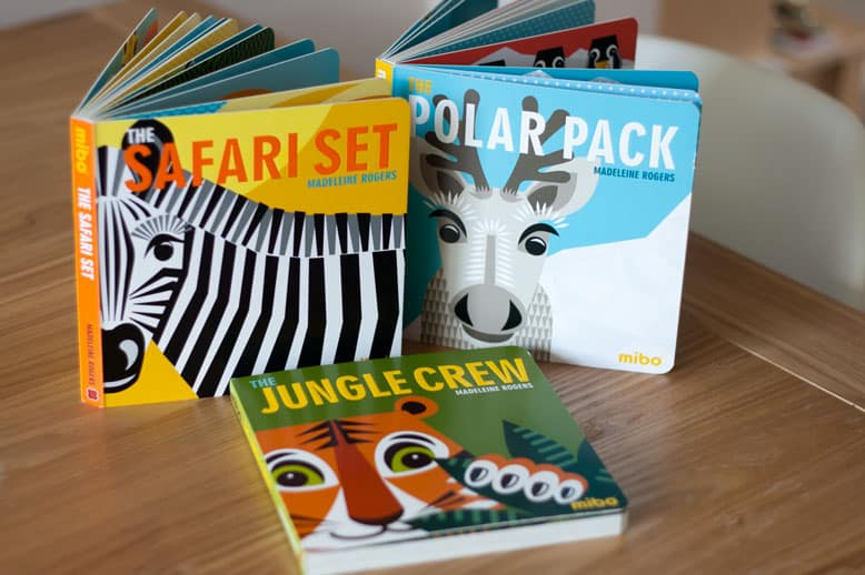 Mibo board books