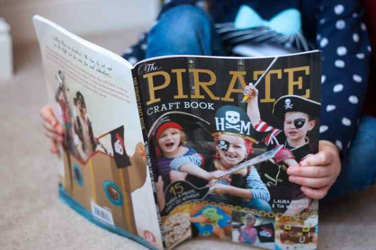 the pirate craft book