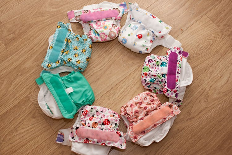 Using Cloth Nappies