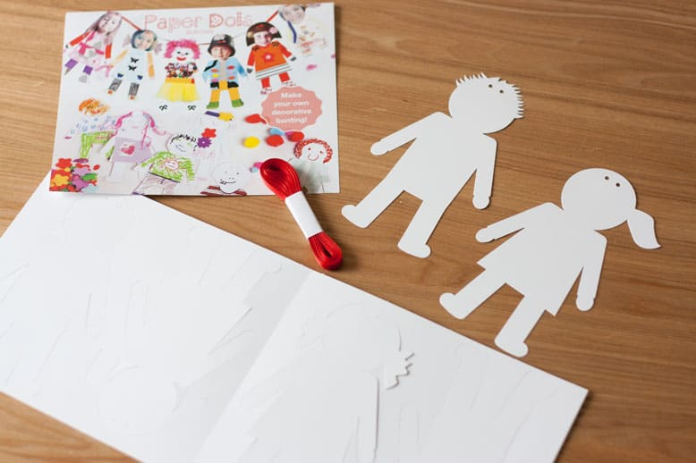 Phoenix Trading paper dolls