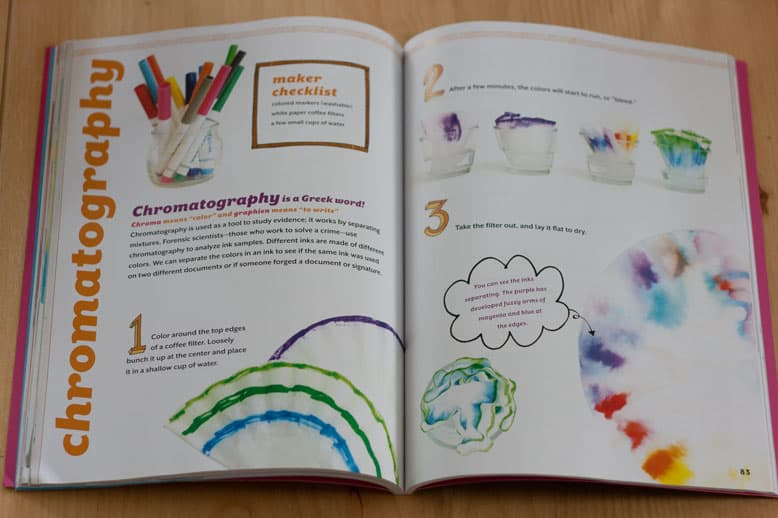 creative activity books for kids