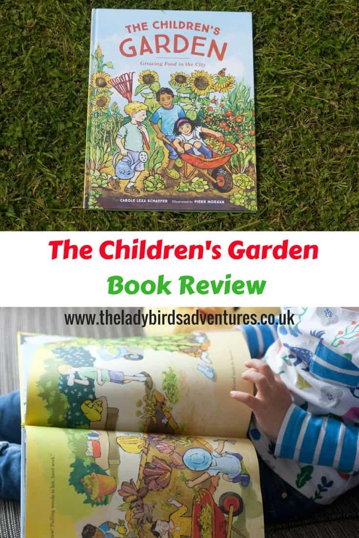 The Children's garden book review